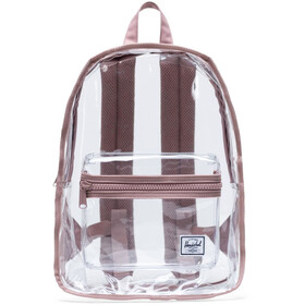 Herschel Classic Mid-Volume Backpack ash rose/clear